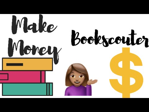 Make $300 A Day | Bookscouter App