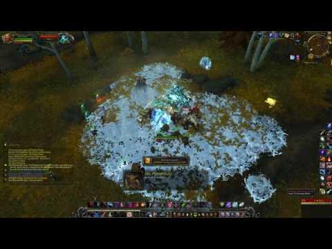 [4K] Fjorlag The Grave's Chill World Of Warcraft Legion i3 6100 GTX 1070