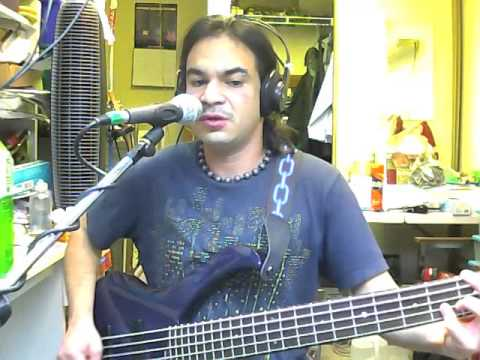 Adding an active/passive push pull to an Ibanez BTB575 bass