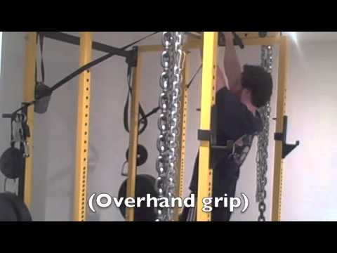 Body Weight Exercise - Front Lever