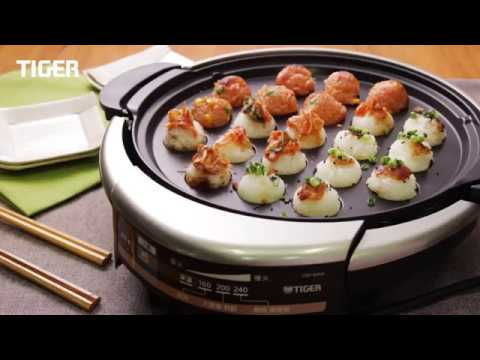 TIGER - STEAMBOAT (CQD-B) - 3 KINDS OF GRILLED RICE BALLS BY HEAP SENG GROUP