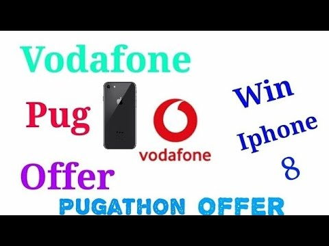 Vodafone Pug Offer:How to find the hidden pug and win iphone 8||Pugathon||