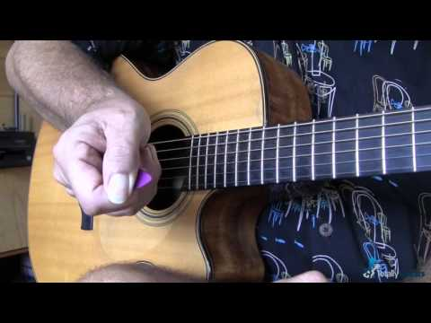 Holding The Pick -  Free Guitar Lesson