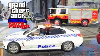 Gta 5 Roleplay Classic Kuffs #306 Silly Americans Cant Drive Australian New South Wales Police Cars
