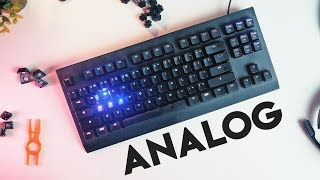 Wooting One - Is Analog the Future of Gaming Keyboards?