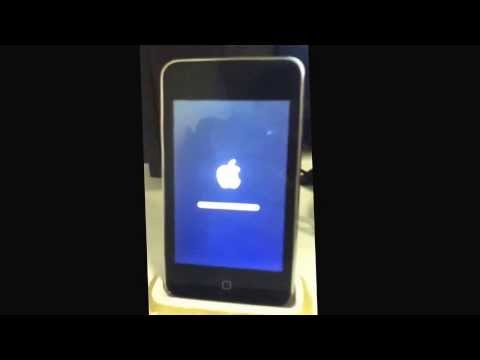 How to get the password off a locked iPod Touch