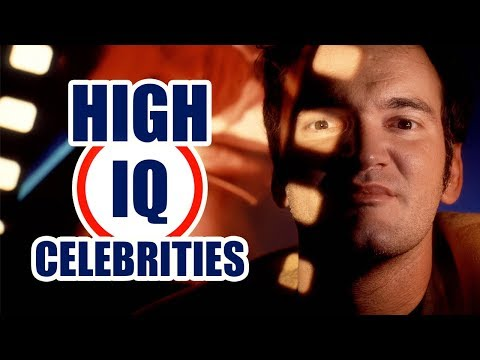 Famous People Who Are Smart - 15 Celebrities With Surprisingly High IQ's
