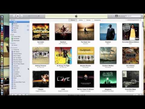 How To Burn A CD Through iTunes