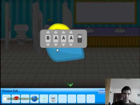 Hooda Math - Escape The Aquarium - HD Walkthrough!