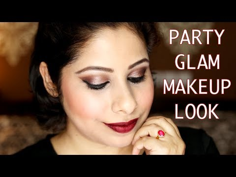 PARTY GLAM MAKEUP TUTORIAL || Moda Cosmetics First Impression