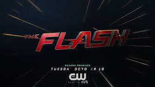The Flash Reborn - Season 4 | official trailer (2017)