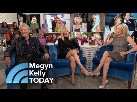 Suzanne Somers On Her 50-Year Sexual Relationship With Her Husband Alan Hamel | Megyn Kelly TODAY