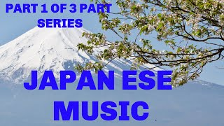 Japanese music featuring great easy listening music from Japan in the first of three part series