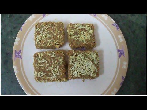 Katlu Pak Recipe   A Traditional Gujarati Food Recipe