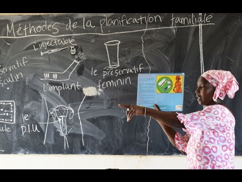 March: Empowering Women Through Reproductive Health Education