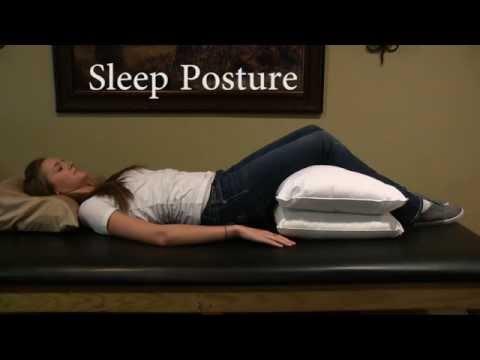 Proper Sleep Posture