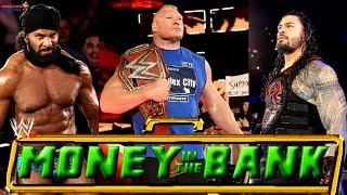 Huge Match set for MONEY IN THE BANK 2018??!!