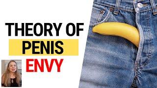 Sigmund Freud's Theory of Penis Envy   Psychology of Happiness, Elena Semenek