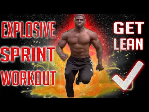 The Ultimate Guide on Sprints (Become Lean, Powerful, and SHREDDED)