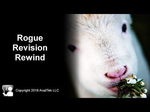 Rogue Revision Rewind
