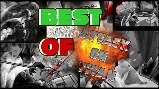 BEST OF ATTACK ON TITAN FUNNY MOMENTS!