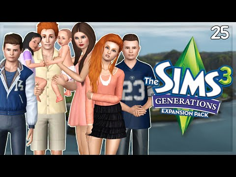 Let's Play The Sims 3 Generations Part 25    Learning to Drive