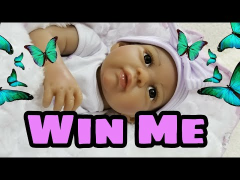 Giveaway Reborn Baby Doll - Free Paradise Galleries Life Like Doll