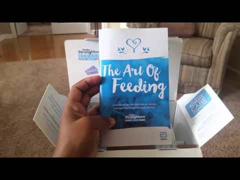 New Baby Similac Freebie Unboxing