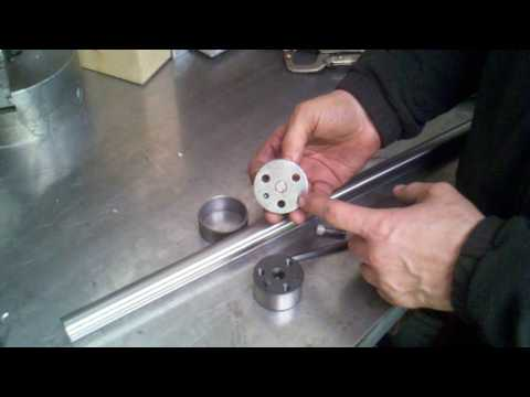Home made cam bearing tool