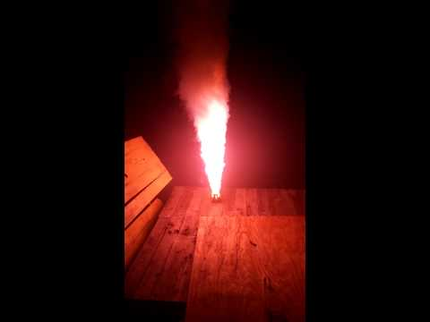 How to make rocket fuel with ammonium nitrate -