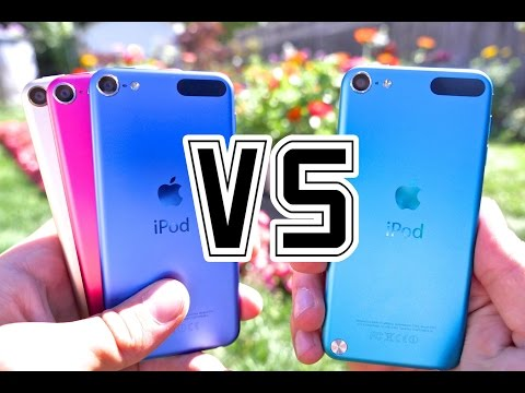 iPod Touch 6G VS 5G - Ultimate Full Comparison