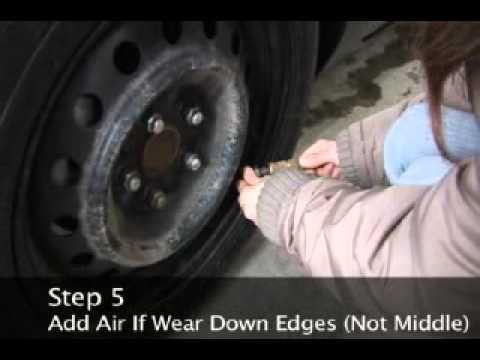 How to Interpret Tire Wear