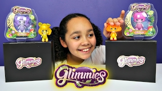 Glimmies Magical Star Fairies Toy Hunt - London Toy Fair - Surprise Toy Opening