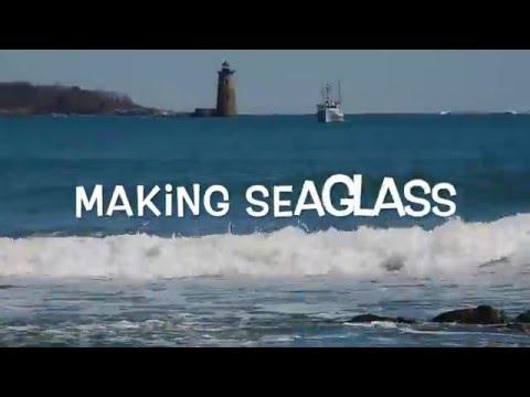 Making Seaglass