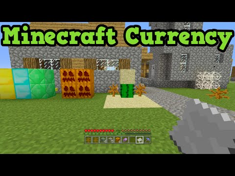 Minecraft Xbox 360 + PS3 Best Currency For Servers