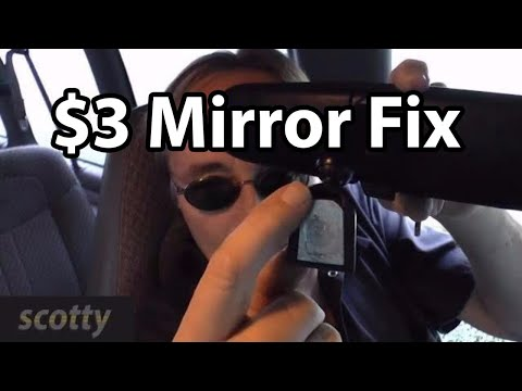Fix Your Car's Mirror
