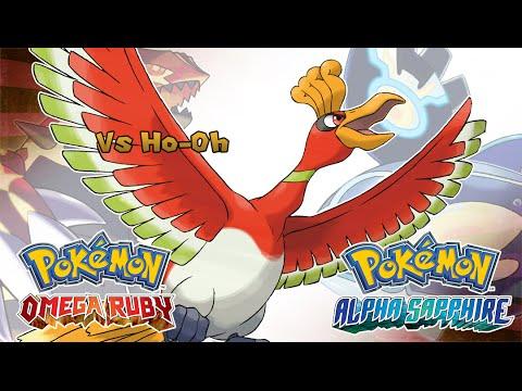 Pokemon Omega Ruby/Alpha Sapphire - Battle! Ho-oh Music (HQ)