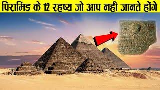 Secret of Pyramids of Egypt in Hindi/Urdu