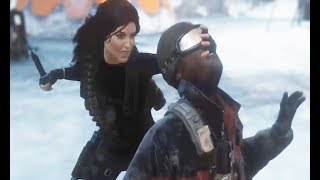 Rise of the Tomb Raider Brutal Stealth Kills