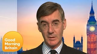Jacob Rees-Mogg Defends Controversial Cricket World Cup Joke | Good Morning Britain