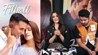 Filhaal Song Success Interview | Nupur Sanon, B Praak And Jaani