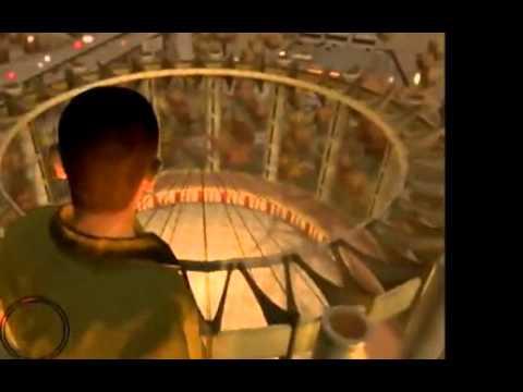 GTA 4 Pc Jump Stunt montage