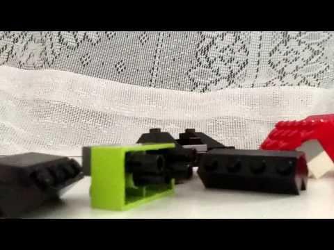 Lego Pacific Rim Cherno Alpha Moc (Build)