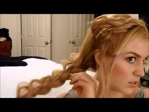 Blake Lively Hair Tutorial Under 10 Minutes!