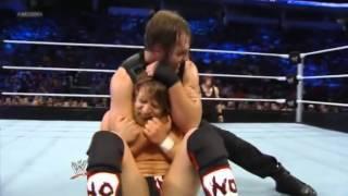Daniel Bryan vs Dean Ambrose 05/10/13 (Full Match)
