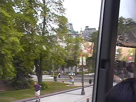 Montreal To Quebec City Bus Tour