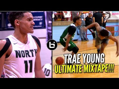 Trae Young Is Going To Destroy in College? Ultimate Mixtape
