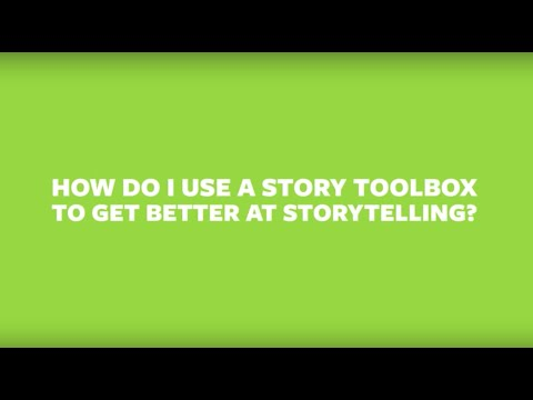 One Tip That Will Make You a Better Storyteller