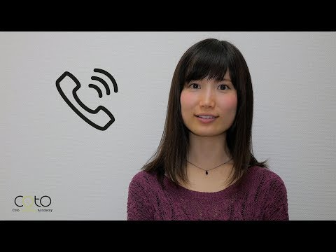 How to make a dinner reservation over the phone in Japanese.