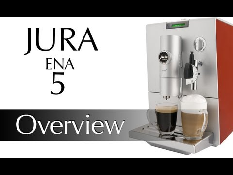 Jura Ena 5 Demonstration and Preview